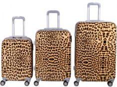 Leonardo Sada kufrov Leopard Print