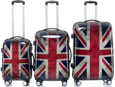 e656e9aa9f096 Leonardo Sada kufrů UK Flag | MALL.CZ