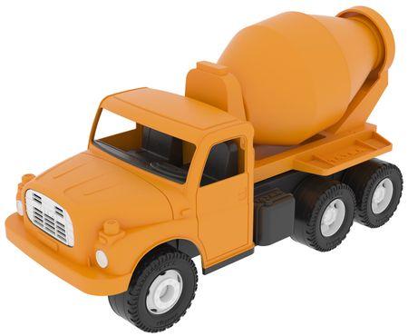 DINO Tatra 148 Játékautó, Narancssárga, 30 cm
