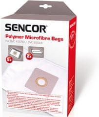 SENCOR worki do odkurzacza SVC 420/620 (5 szt.)