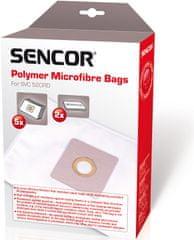 SENCOR worki do odkurzacza SVC 520 (5 szt.)
