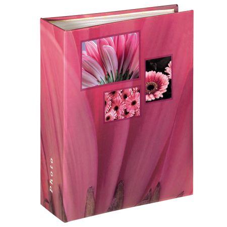 Hama foto album Singo, 13x16,5 cm, 100 stranica, rozi
