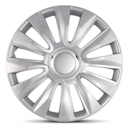 "AutoStyle naplatci Avalone Silver 16"""