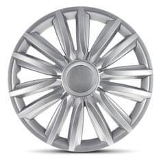 """AutoStyle naplatci Intenso Silver 14"""""""