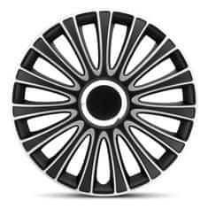 """AutoStyle naplatci LeMans Black/Silver 13"""""""
