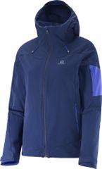 Salomon ženska jakna Ranger Jkt W, modra