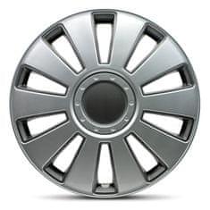 """AutoStyle pokrovi platišč Pennsylvania Silver 16"""""""