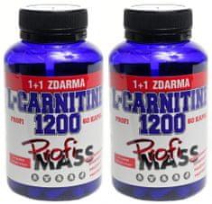 ProfiMass Profi L-Carnitine 1200 120 kapsúl