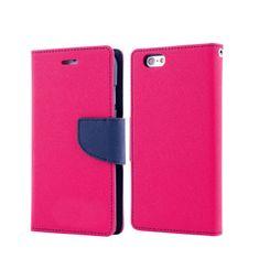 Havana preklopna torbica Fancy Diary za Huawei P9 , roza-plava
