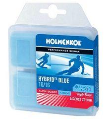 Holmenkol wax Hybrid Blue