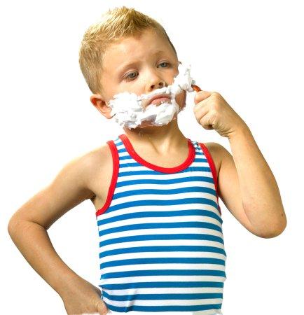 SES Gyermek borotválkozó készlet