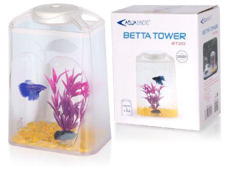 Hailea Betta Tower BT20 Akvárium, 2 l