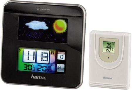 Hama Color EWS-1200 Időjárás állomás