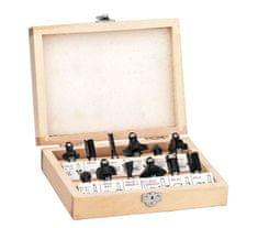Einhell Set glodala BT-RO 1200 E 12 ks FS 1