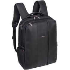 RivaCase poslovni ruksak 8165 za prijenosna računala i tablet računala, crni