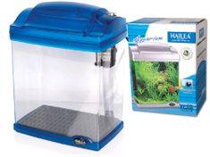 Hailea akvarijski set FC200-2, plavi, 6,6/4 l