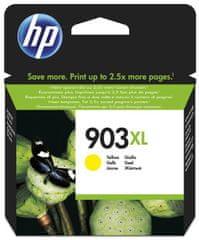 HP tinta 903 XL, žuta (T6M11AE)