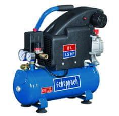 Scheppach olejowy kompresor HC 08