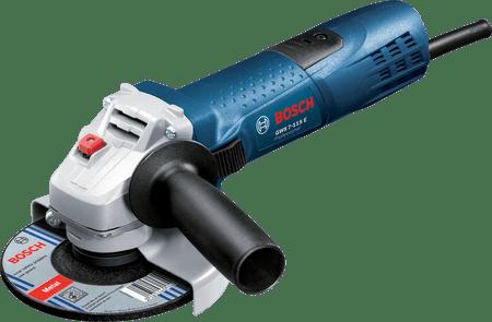 BOSCH Professional kotni brusilnik GWS 7-115 E (0601388203)