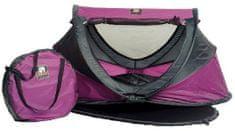 Deryan Cestovní postýlka Peuter Luxe fialová - rozbaleno