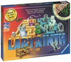 Ravensburger Labirint, svetleč, SLO