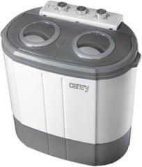 Camry prenosni pralno-ožemalni stroj CR8052 - Odprta embalaža