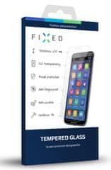 Fixed 3D Full-Cover ochranné tvrdené sklo pre Samsung Galaxy A5 (2017), čierne FIXG3D-158-BK