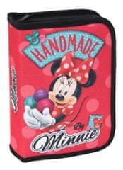 Minnie Mouse peresnica preklopna polna, rdeča