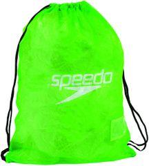 Speedo Meshbag černá/zelená