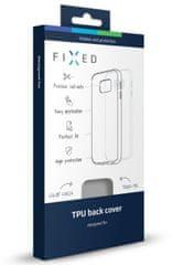 Fixed gelové pouzdro, Acer Liquid Z330/M330, čirá