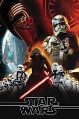 Jerry Fabrics Star Wars VII: Az ébredő erő Takaró, 100 x 150 cm