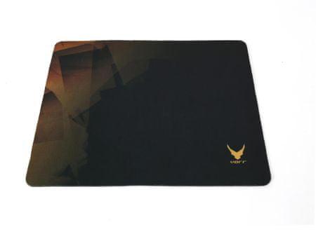 Omega gaming podloga za miško Varr PRO OVMP2529, črno/rumena