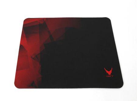 Omega gaming podloga za miško Varr PRO OVMP2529, črno/rdeča