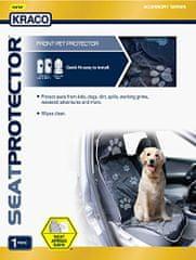 Kraco zaščitna prevleka za prednji sedež za pse