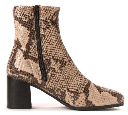 ffa674fb8ce68 Tamaris dámská kotníčková obuv 41 béžová | MALL.SK