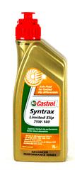 Castrol olje Syntrax Limited Slip 75W140, 1 l