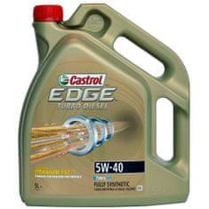 Castrol ulje Edge TD Titanium 5W40, 5 l