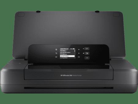 HP brizgalni prenosni tiskalnik OfficeJet 202 mobile