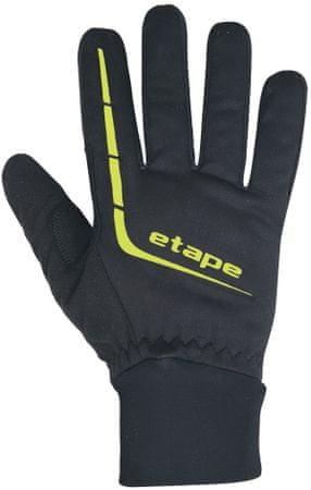 Etape Gear+ Fekete/Sárga Fluo M