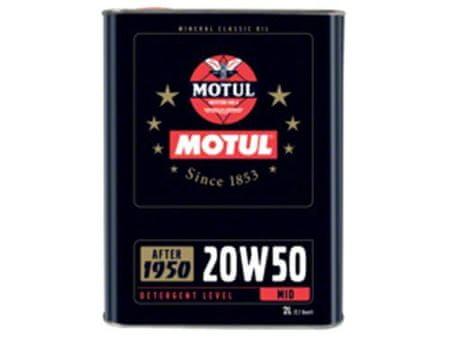 Motul ulje Classic 20W50, 2 l