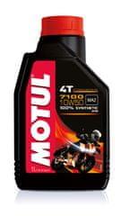 Motul olje 4T 7100 10W50, 1 l