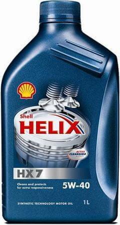 Shell ulje Helix HX7 5W40, 1 l