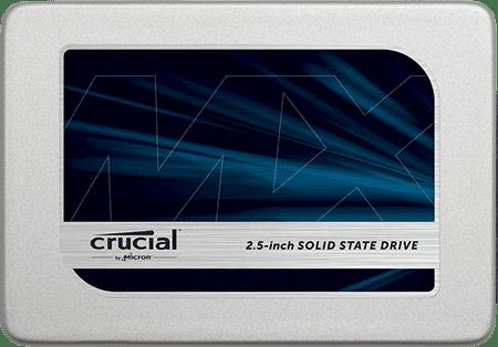 Crucial disk SSD 525GB 2.5 SATA3 3D TLC, MX300, 7mm
