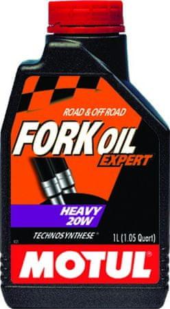 Motul olje Fork Oil Expert 20W, 1 l