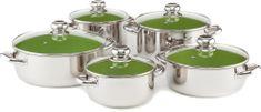 Kolimax Cerammax Pro Standard Sada riadu 10 ks, zelená