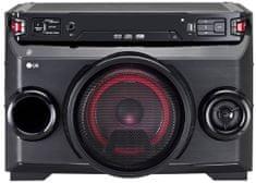 LG OM4560 Audio Rendszer