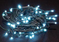 Seizis LED osvětlení venkovní tyrkysové 100 žárovek