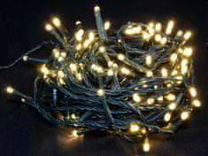 Seizis LED osvětlení venkovní teplá bílá 180 žárovek