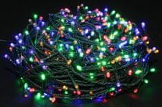 Seizis LED osvětlení venkovní barevné 480 žárovek