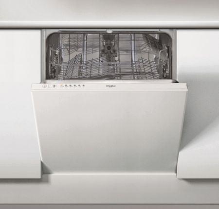 Whirlpool vgradni pomivalni stroj WIE 2B19, 60 cm